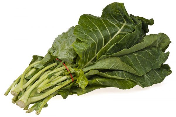 Georgia Vates Collards