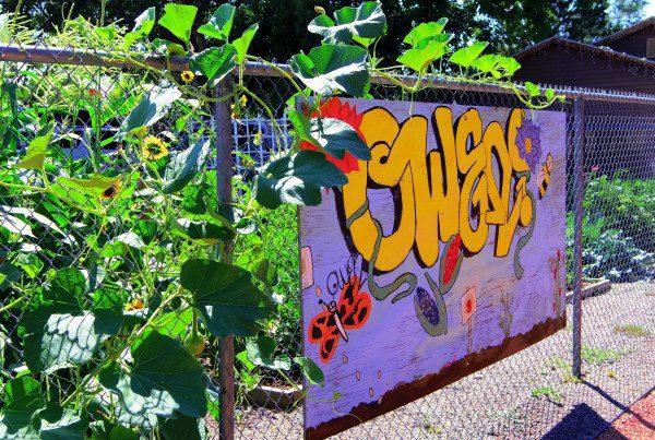 2014 - Owens - Garden Sign Horizontal