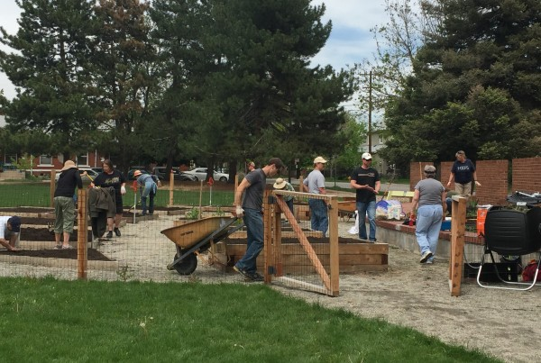 2015 - Hirschfield - EPA Work Day and Fence